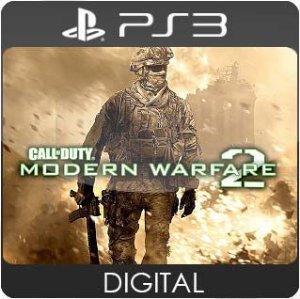 Call of Duty: Modern Warfare 2 PS3 Mídia Digital