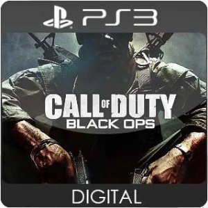 Call of Duty: Black Ops PS3 Mídia Digital