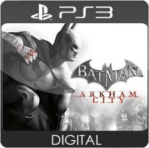 Batman: Arkham City Ultimate Edition PS3 Mídia Digital