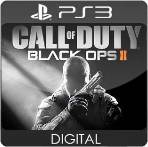 Call of Duty: Black Ops II PS3 Mídia Digital