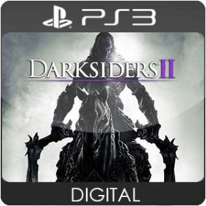 Darksiders II PS3 Mídia Digital