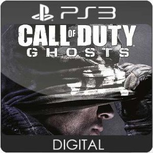 Call of Duty: Ghosts PS3 Mídia Digital