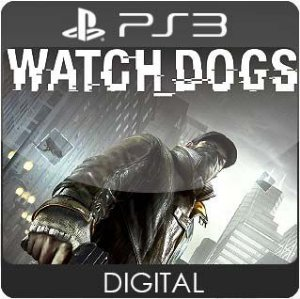 Watch Dogs PS3 Mídia Digital