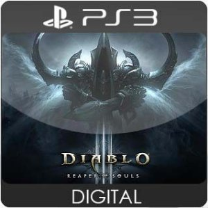 Diablo III: Reaper of Souls Ultimate Evil Edition PS3 Mídia Digital