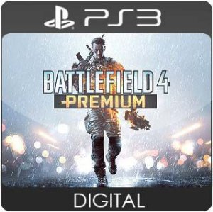 Battlefield 4 Premium Edition PS3 Mídia Digital