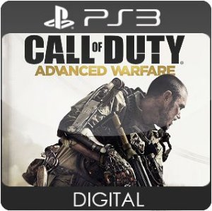 Call of Duty: Advanced Warfare PS3 Mídia Digital