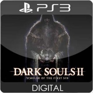 Dark Souls II Scholar of the First Sin PS3 Mídia Digital