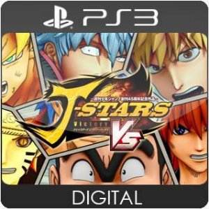 J-STARS Victory VS+ PS3 Mídia Digital