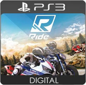 RIDE PS3 Mídia Digital