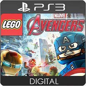 LEGO Marvel's Avengers PS3 Mídia Digital
