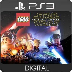 LEGO Star Wars: The Force Awakens PS3 Mídia Digital