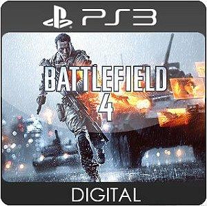 Battlefield 4 PS3 Mídia Digital