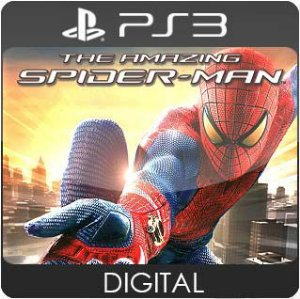 The Amazing Spider-Man Gold Edition PS3 Mídia Digital