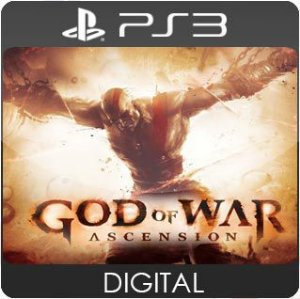 God of War: Ascension PS3 Mídia Digital