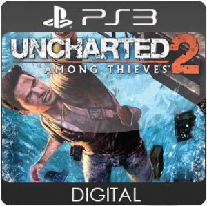 Uncharted 2: Among Thieves GOTY Edition PS3 Mídia Digital