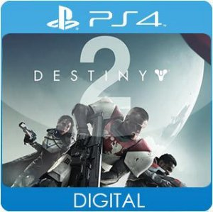 Destiny 2 PS4 Mídia Digital