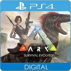 ARK: Survival Evolved PS4 Mídia Digital