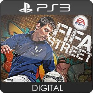 EA SPORTS FIFA Street PS3 Mídia Digital