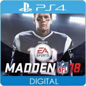 Madden NFL 18 PS4 Mídia Digital
