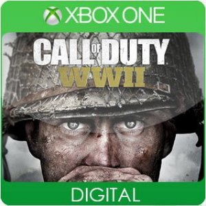 Call of Duty: WWII Xbox One Mídia Digital