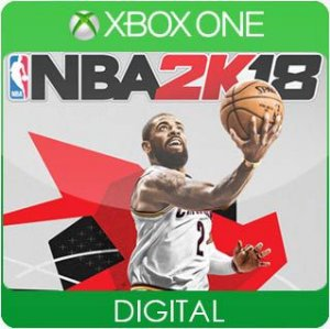 NBA 2K18 Xbox One Mídia Digital