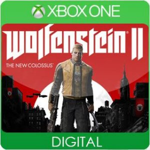 Wolfenstein II: The New Colossus Xbox One Mídia Digital