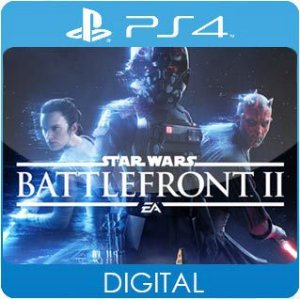 STAR WARS Battlefront II PS4 Mídia Digital