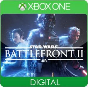 STAR WARS Battlefront II Xbox One Mídia Digital
