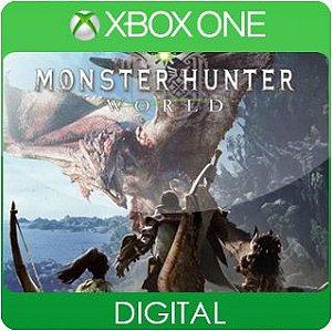 Monster Hunter: World Xbox One Mídia Digital