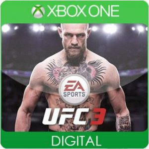 EA Sports UFC 3 Xbox One Mídia Digital