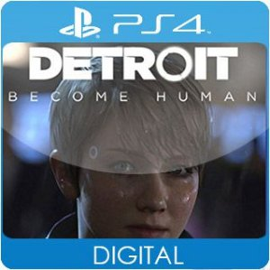 Detroit: Become Human PS4 Mídia Digital