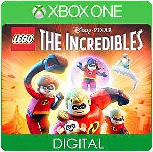 LEGO Os Incríveis Xbox One Mídia Digital