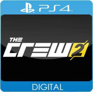 The Crew 2 PS4 Mídia Digital