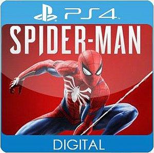 Marvel's Spider-Man PS4 Mídia Digital