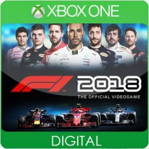F1 2018 Xbox One Mídia Digital