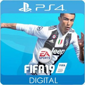 FIFA 19 PS4 Mídia Digital