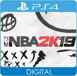 NBA 2K19 PS4 Mídia Digital