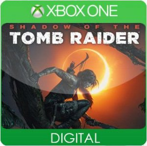 Shadow of the Tomb Raider Xbox One Mídia Digital