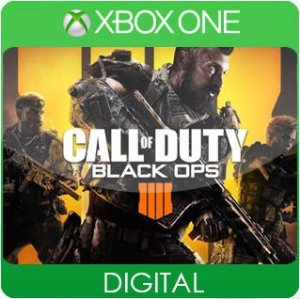 Call of Duty: Black Ops 4 Xbox One Mídia Digital