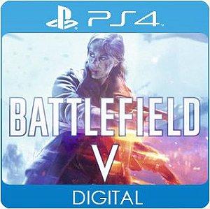 Battlefield V PS4 Mídia Digital