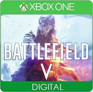 Battlefield V Xbox One Mídia Digital