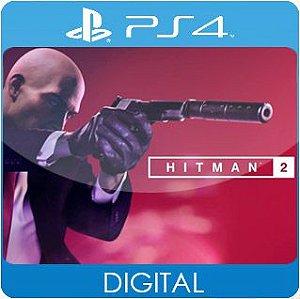 HITMAN 2 PS4 Mídia Digital