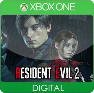 Resident Evil 2 Xbox One Mídia Digital