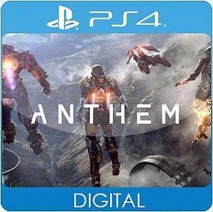 Anthem PS4 Mídia Digital
