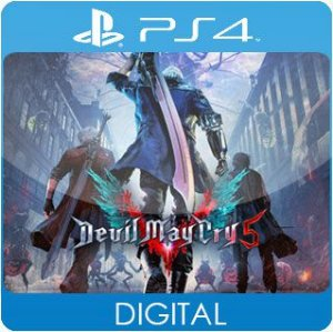 Devil May Cry 5 PS4 Mídia Digital