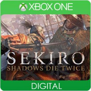 Sekiro: Shadows Die Twice Xbox One Mídia Digital