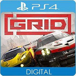 GRID PS4 Mídia Digital
