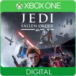 STAR WARS Jedi: Fallen Order Xbox One Mídia Digital