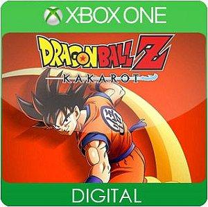 DRAGON BALL Z: KAKAROT Xbox One Mídia Digital