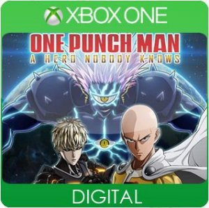 ONE PUNCH MAN: A HERO NOBODY KNOWS Xbox One Mídia Digital